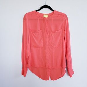 Anthropology Maeve top